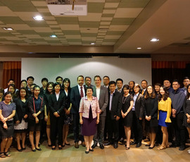 Seminar on Sharing Experiences on Developing Emissions Tradi ... รูปภาพ 4